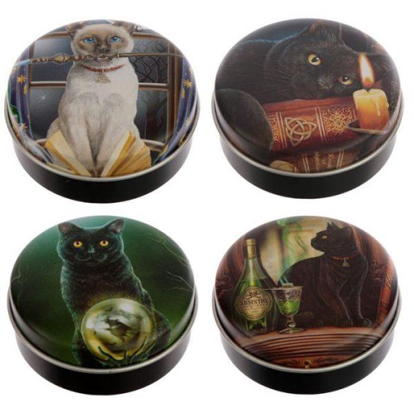 Lisa Parker Magické kočky Balzám na rty 1 - pro milovníky koček