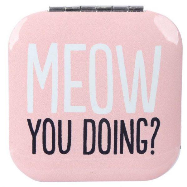 Simon's Cat Kompaktní zrcátko 2 - pro milovníky koček