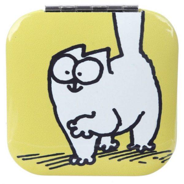 Simon's Cat Kompaktní zrcátko 6 - pro milovníky koček