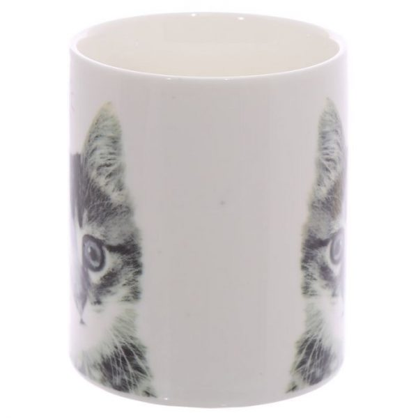 MEOW Cute Kitten Porcelánový hrníček 4 - pro milovníky koček