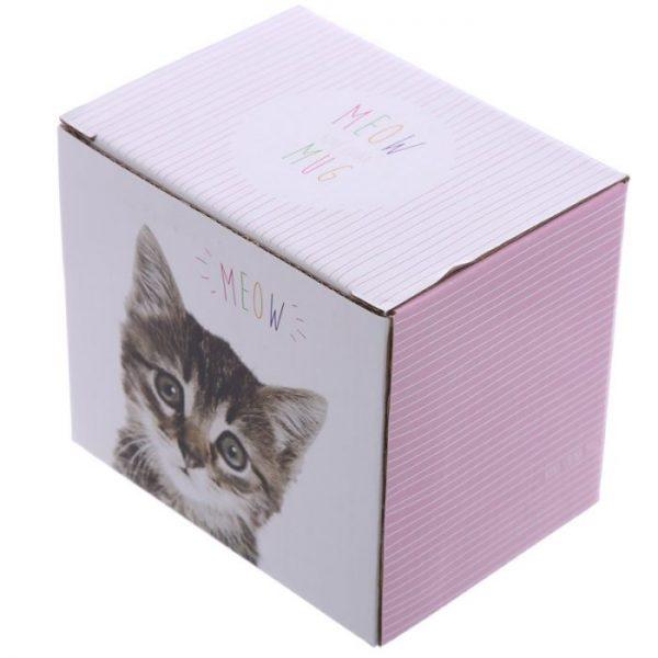MEOW Cute Kitten Porcelánový hrníček 5 - pro milovníky koček