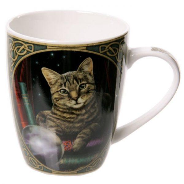 Lisa Parker Kočka médium Porcelánový hrníček 4 - pro milovníky koček