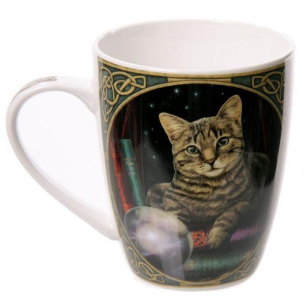 Lisa Parker Kočka médium Porcelánový hrníček 6 - pro milovníky koček