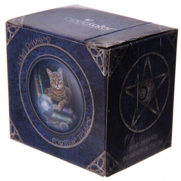 Lisa Parker Kočka médium Porcelánový hrníček 5 - pro milovníky koček