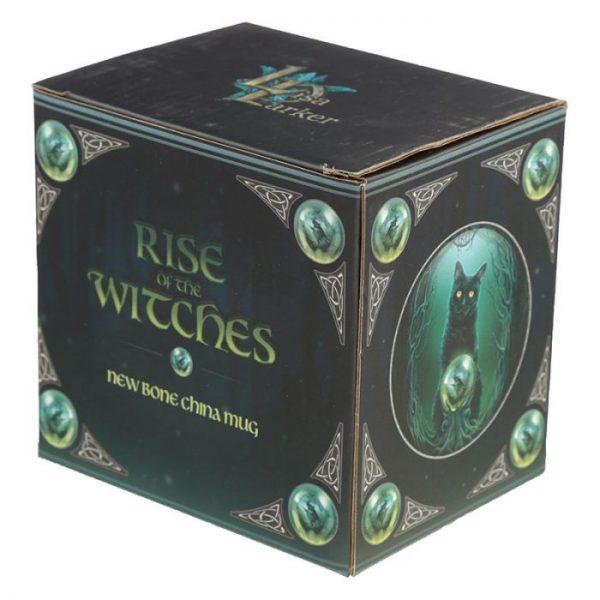 Lisa Parker Rise of the Witches Cat Porcelánový hrníček 5 - pro milovníky koček