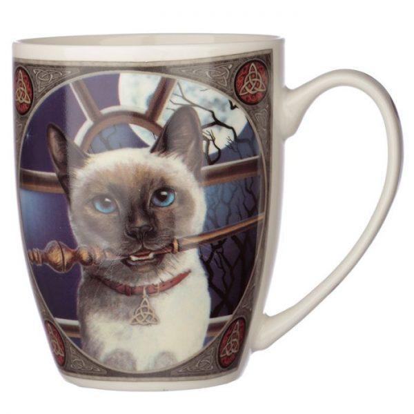 Lisa Parker kočka Hocus Pocus Porcelánový hrníček 5 - pro milovníky koček