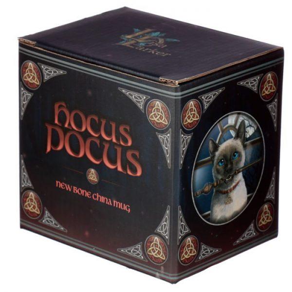Lisa Parker kočka Hocus Pocus Porcelánový hrníček 6 - pro milovníky koček