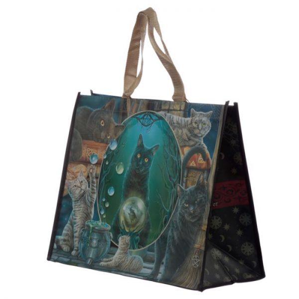 Lisa Parker Magic Cat Montage Nákupní taška 2 - pro milovníky koček