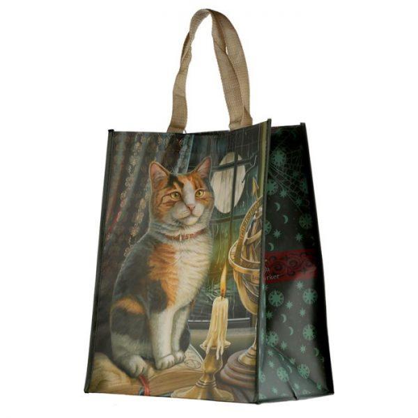 Lisa Parker Adventure Awaits Cat Nákupní taška 1 - pro milovníky koček