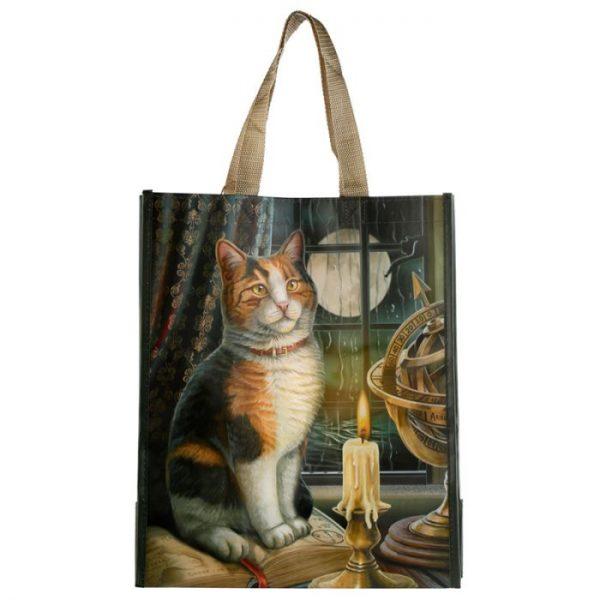 Lisa Parker Adventure Awaits Cat Nákupní taška 3 - pro milovníky koček