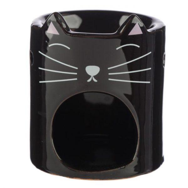 Feline Fine Ceramic Cat Head Olejová lampa 3 - pro milovníky koček