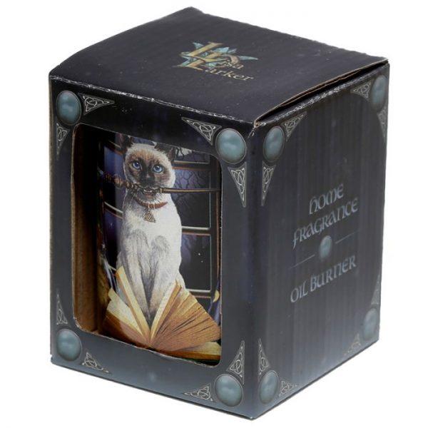Lisa Parker Keramická aromalampa s motivem kočičky Hocus Pocus 5 - pro milovníky koček