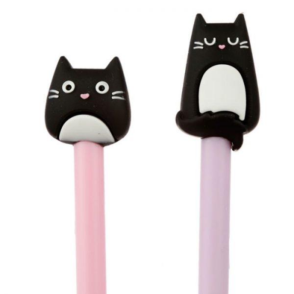 Feline Fine Cat Pero s tenkým hrotem - růžové 2 - pro milovníky koček
