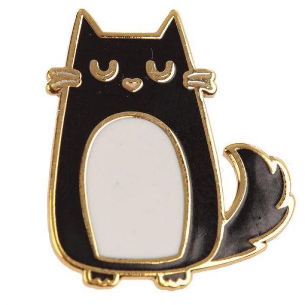 Zběratelská Kočka Feline Fine Brož 2 - pro milovníky koček