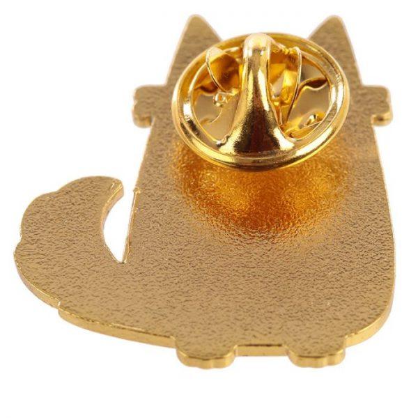Zběratelská Kočka Feline Fine Brož 4 - pro milovníky koček