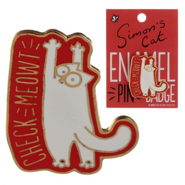 Collectable Simon's Cat CHECK MEOWT Brož 1 - pro milovníky koček