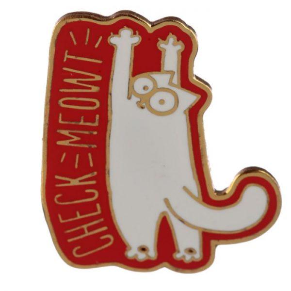 Collectable Simon's Cat CHECK MEOWT Brož 4 - pro milovníky koček