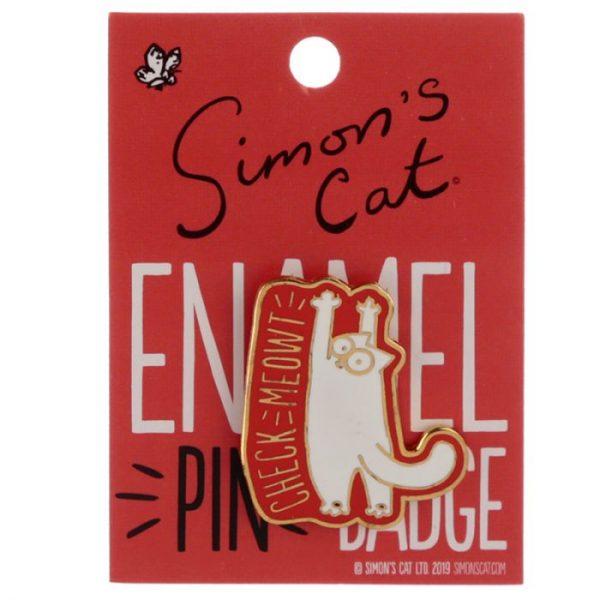 Collectable Simon's Cat CHECK MEOWT Brož 3 - pro milovníky koček