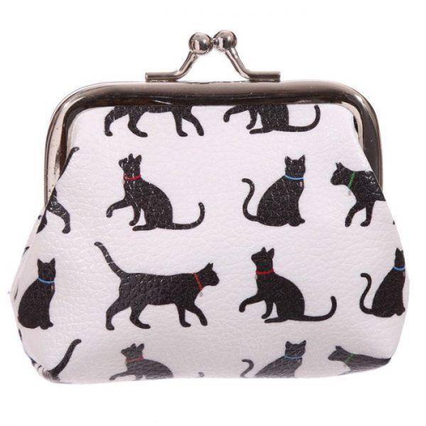 I Love My Cat Silhouette Tic Tac Peněženka 1 - pro milovníky koček