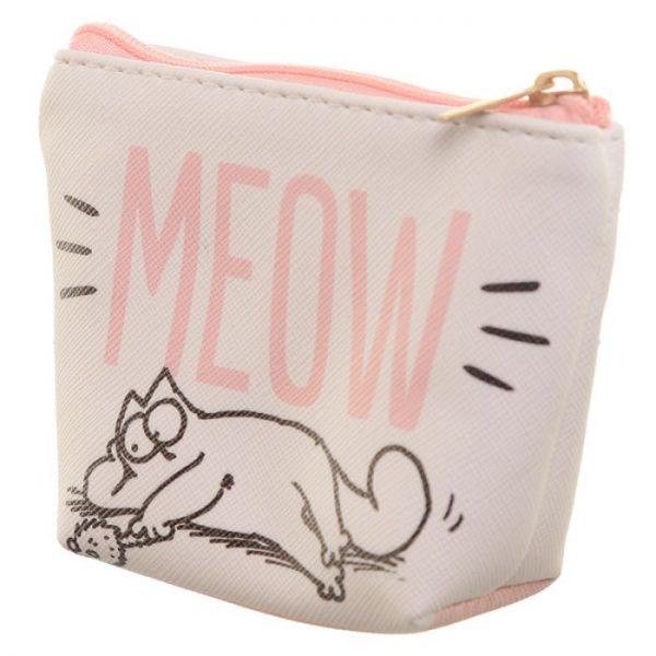 Simon's Cat Slogan PVC Peněženka 10 - pro milovníky koček