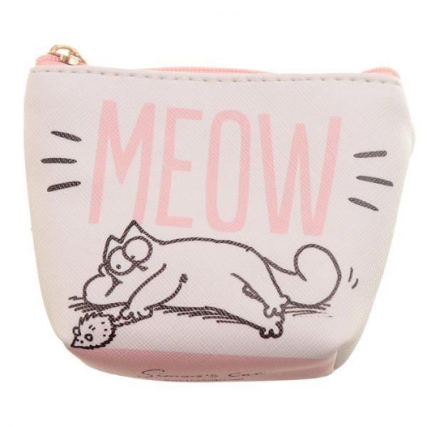 Simon's Cat Slogan PVC Peněženka 4 - pro milovníky koček