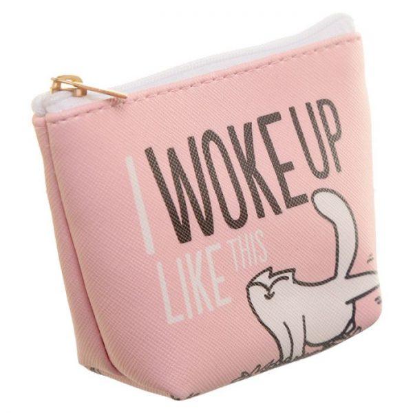 Simon's Cat Slogan PVC Peněženka 7 - pro milovníky koček