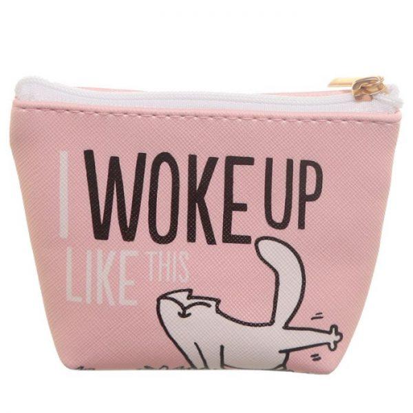 Simon's Cat Slogan PVC Peněženka 8 - pro milovníky koček