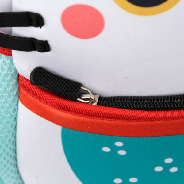 Maneki Neko - kočka štěstí neoprénový batoh 8 - pro milovníky koček