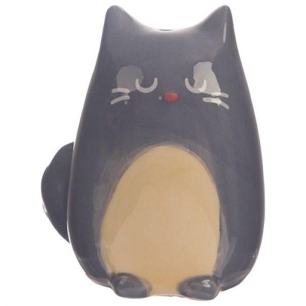 Solnička a pepřenka s kočkou Feline Fine 6 - pro milovníky koček