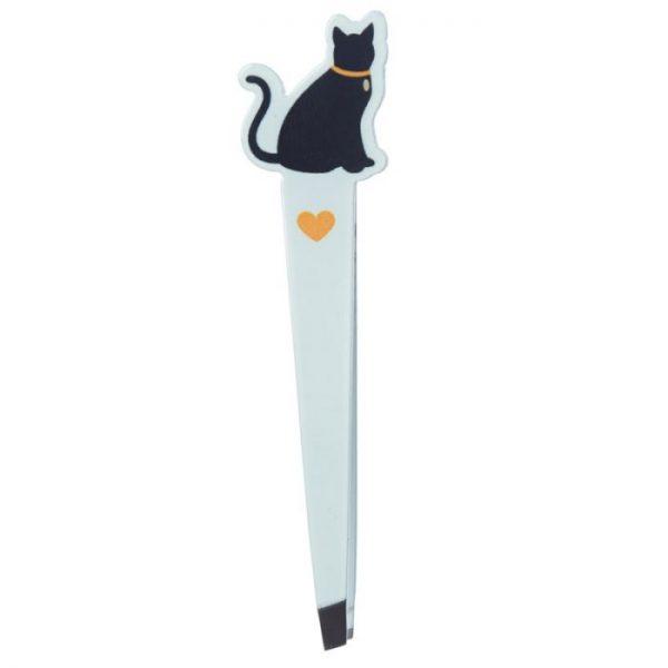 I Love My Cat Silhouette Pinzeta 8 - pro milovníky koček