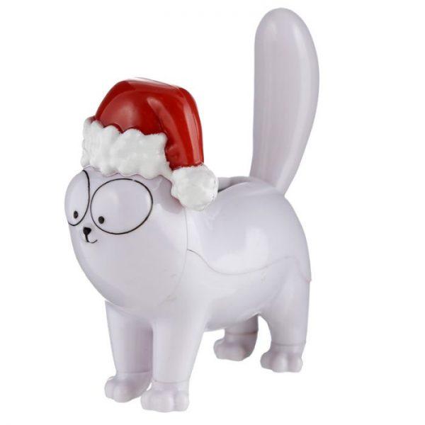 Vánoční solární dekorace ve tvaru kočičky Simon 's cat 1 - pro milovníky koček