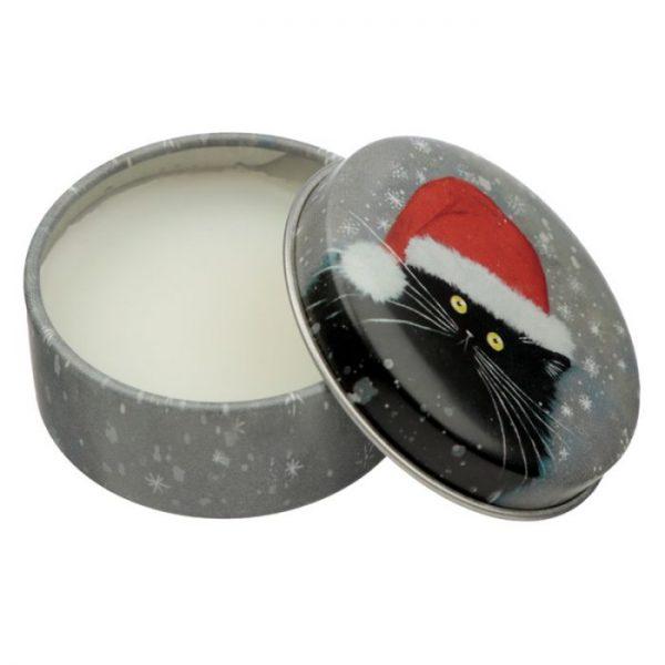 Kim Haskins Vánoční balzám na rty 7 - pro milovníky koček