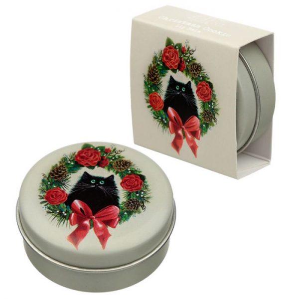 Kim Haskins Vánoční balzám na rty 6 - pro milovníky koček