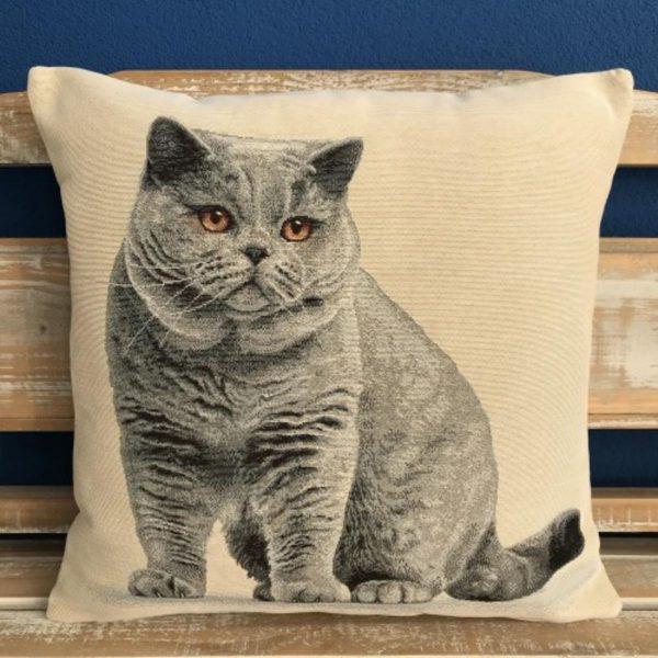 Povlak na polštář Cat - 42 x 42 cm 1 - pro milovníky koček