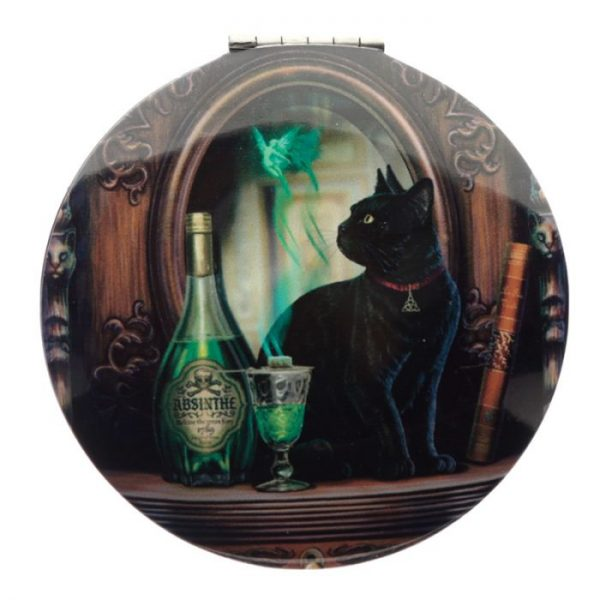 Lisa Parker Magical Cat Compact Mirror - Fortune teller 4 - pro milovníky koček