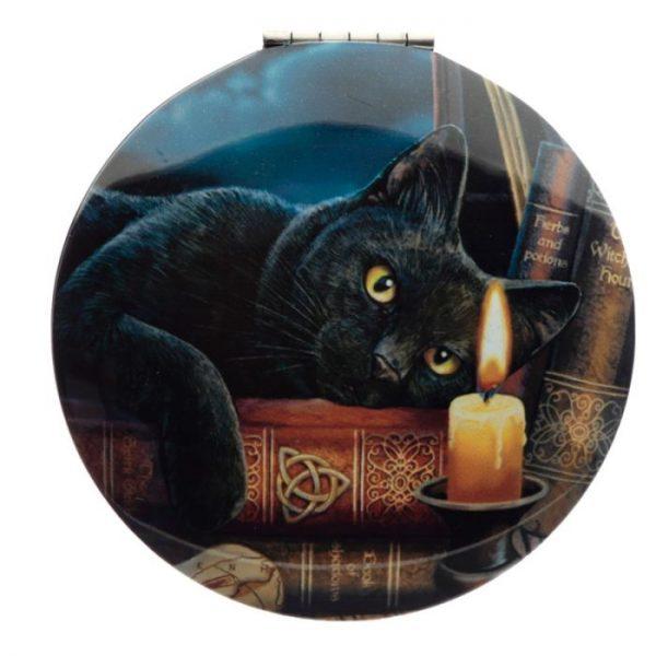Lisa Parker Magical Cat Compact Mirror - Fortune teller 6 - pro milovníky koček