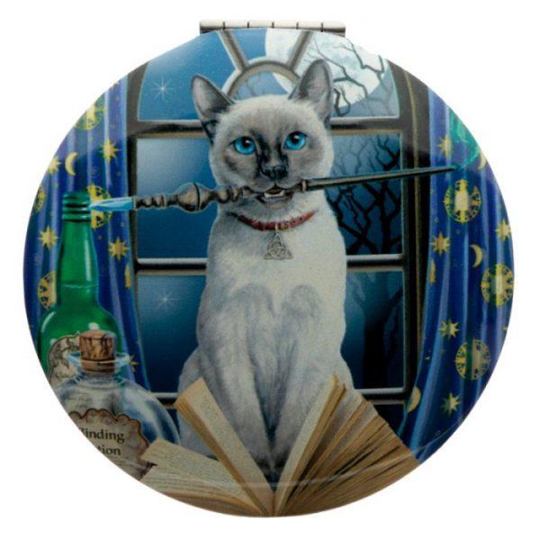 Lisa Parker Magical Cat Compact Mirror - Fortune teller 5 - pro milovníky koček