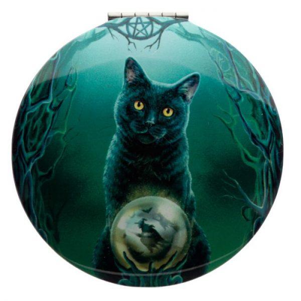 Lisa Parker Magical Cat Compact Mirror - Fortune teller 1 - pro milovníky koček